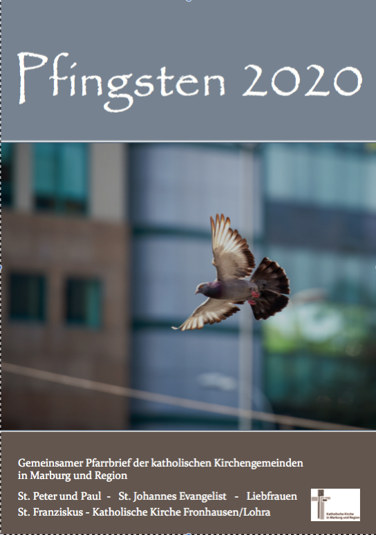 Pfingstbrief 2020